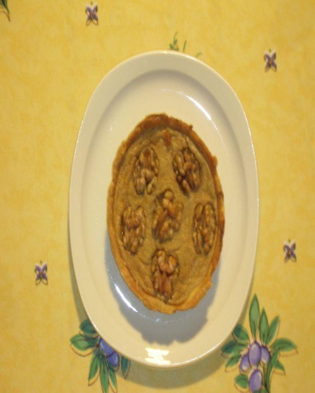 Délice au Roquefort et aux noix