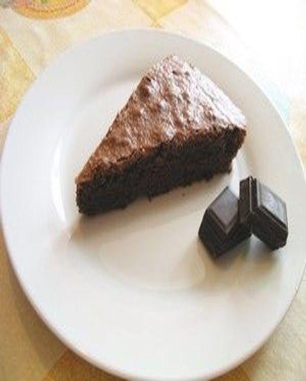 Dessert d'exception : Moelleux au chocolat