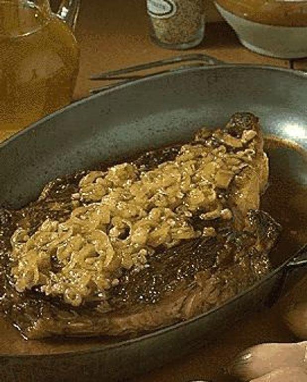 Entrec te bordelaise pour 4 personnes recettes elle table - Cuisine bordelaise ...