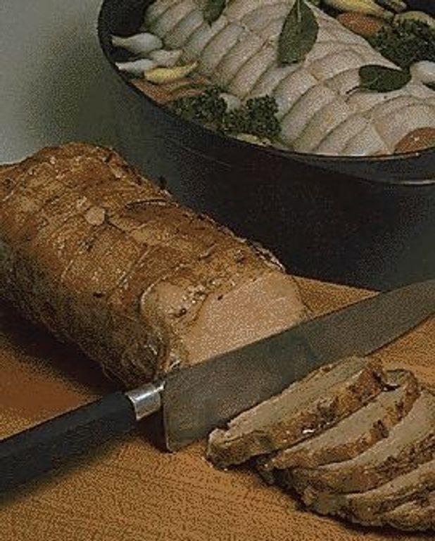 Filet de porc rôti