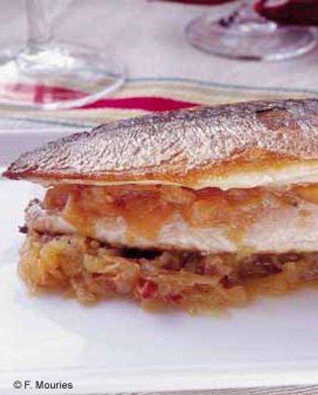 Filets de maquereaux de Saint-Jean-de-Luz