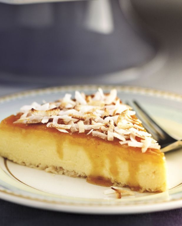 Flan coco Thermomix