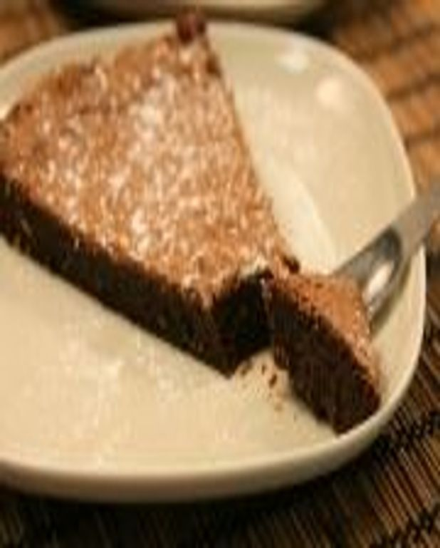 Fondant au chcocolat