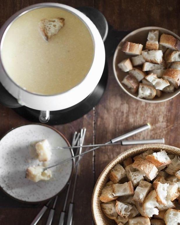 Fondue aux 3 fromages