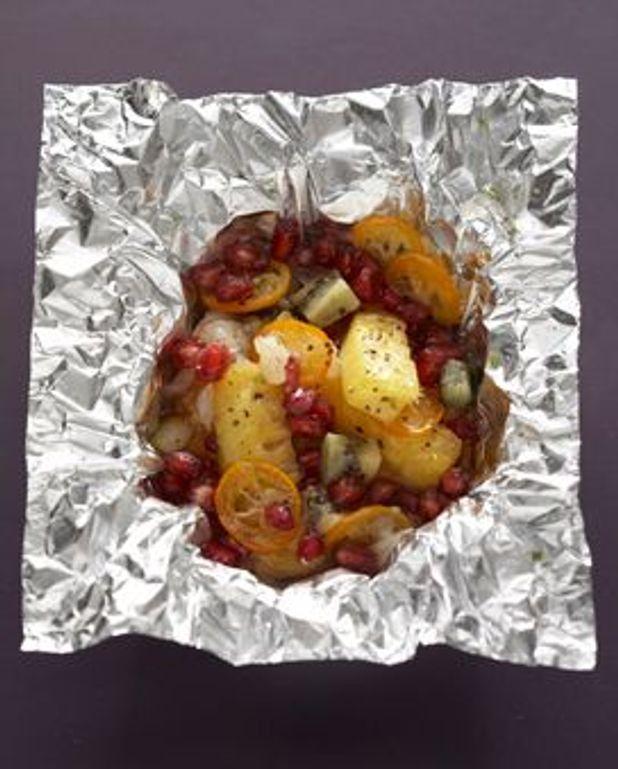 Fruits au poivre