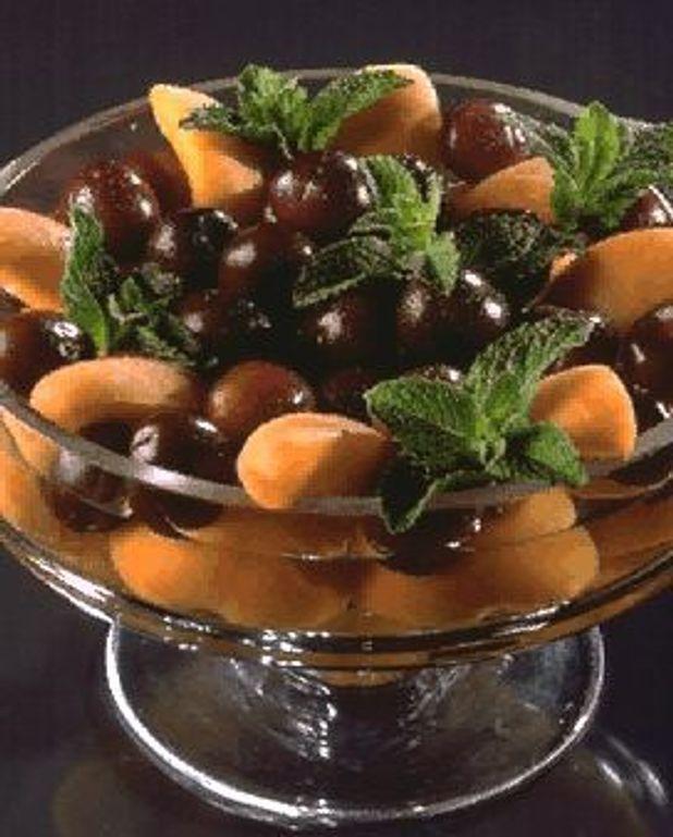 Fruits d'été en salade