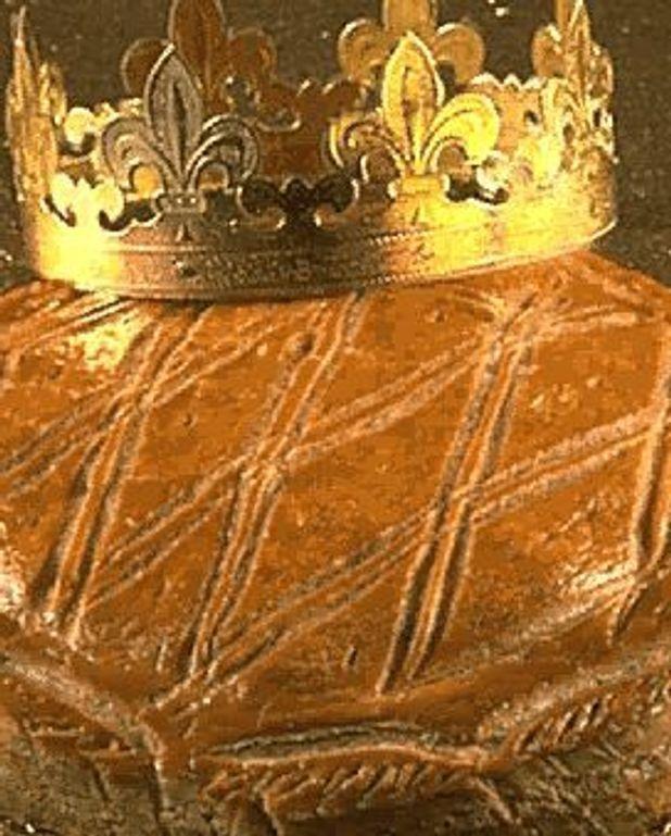 Galette des rois à la Normande