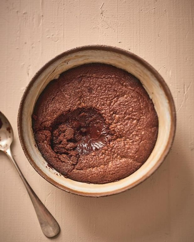 Gâteau au chocolat de Jean-François Piège