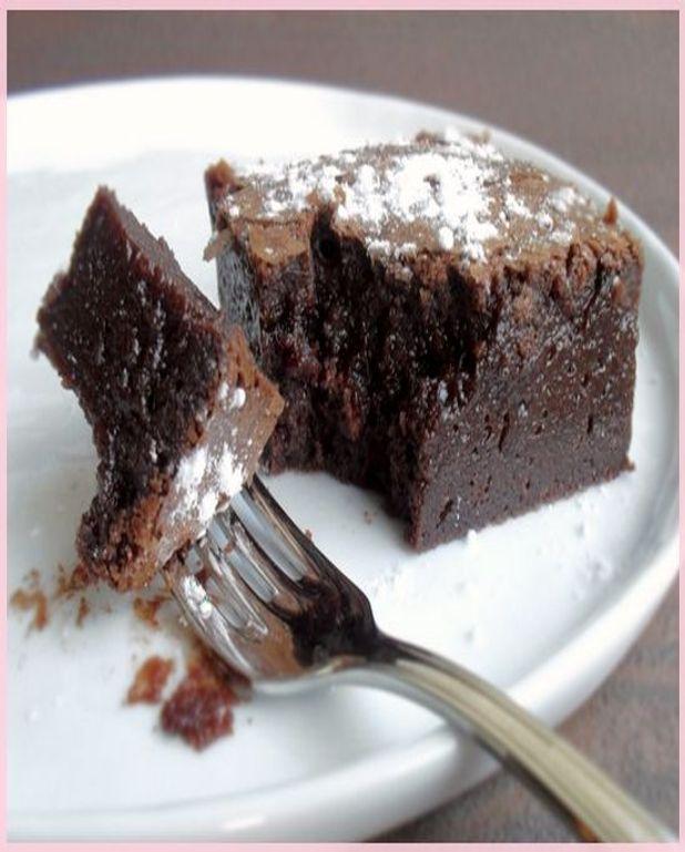 Gâteau au Chocolat de Suzy