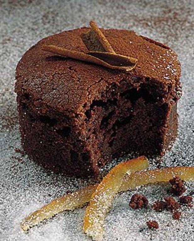 Gâteau au chocolat des cousines deboaines