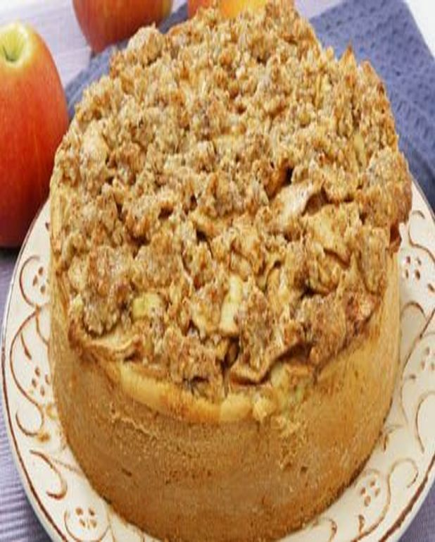 Gâteau aux pommes régime pour 4 personnes - Recettes Elle