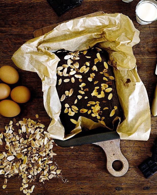 Gâteau chocolat et amandes de Mimi Thorisson