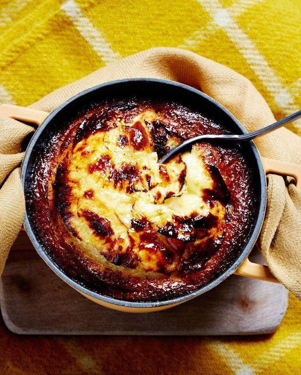 Gâteau cocotte à l'ananas et au rhum de ma grand-mère de Christian Le Squer