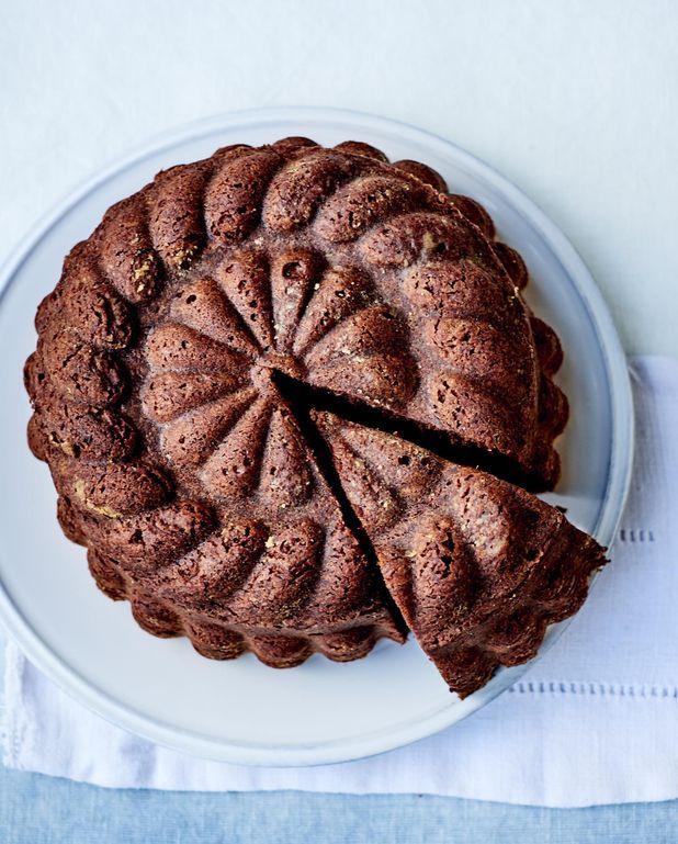 Gâteau Cyrano au chocolat et amandes de Christophe Felder