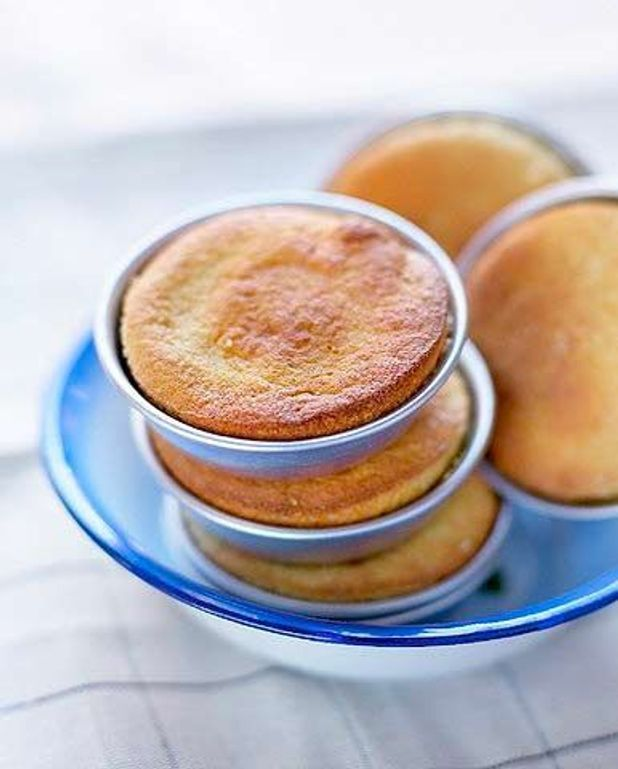Gâteau d'amande à l'orange