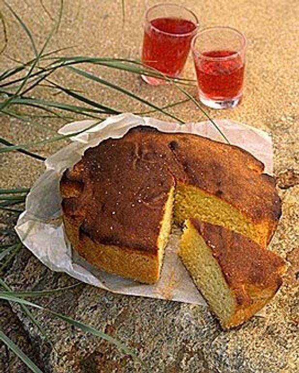 Gâteau de marie-jo
