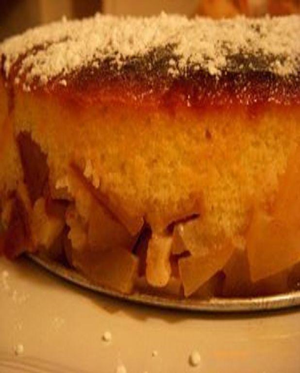 Gâteau de ménage aux pommes