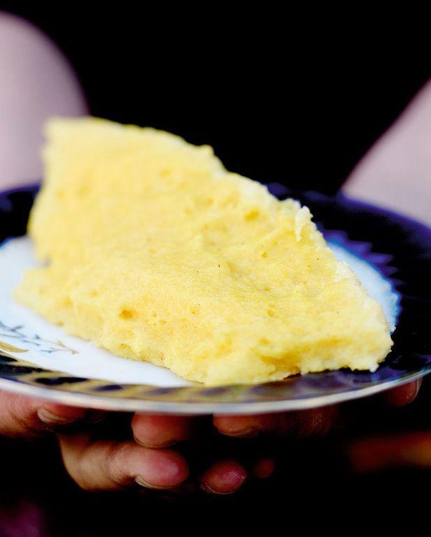 Gâteau de polenta