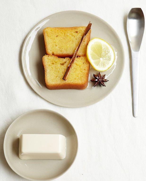 Gâteau épicé au tofu soyeux