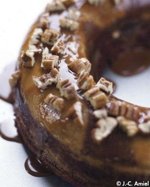 Gâteau « impossible »