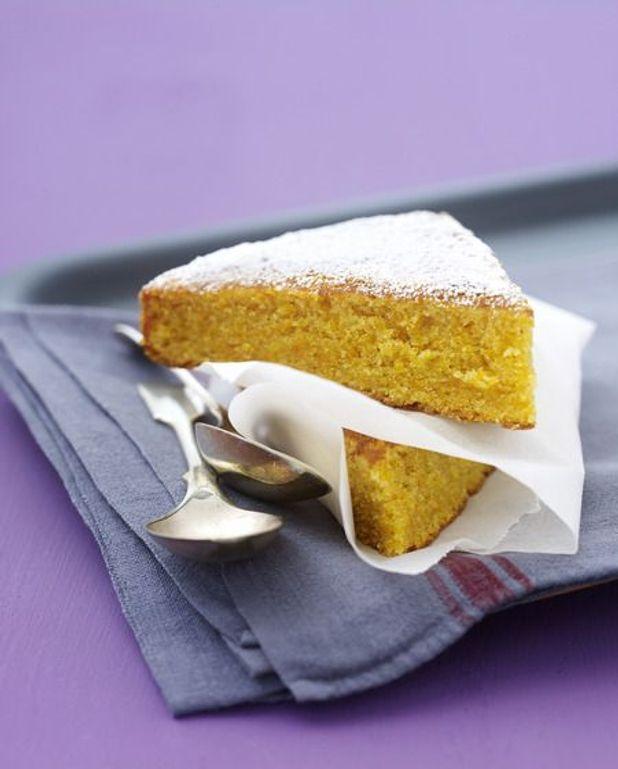 Gâteau au yaourt et ananas caramélisé