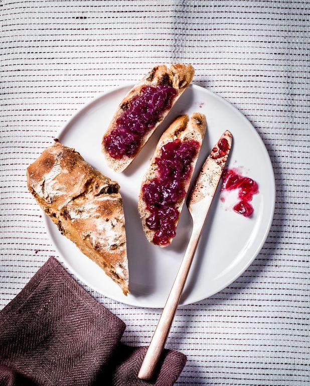 Gelée de raisin à tartiner