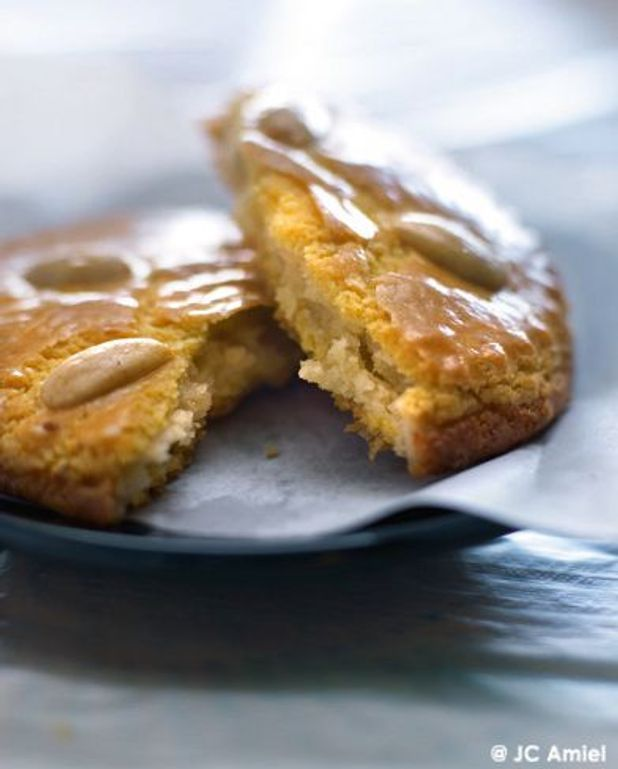 Gevulde koeken (sablés fourrés)