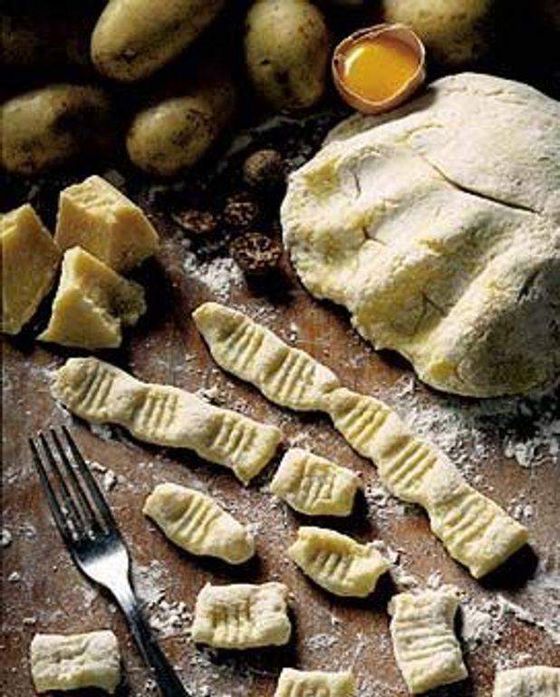 Gnocchis à la piémontaise
