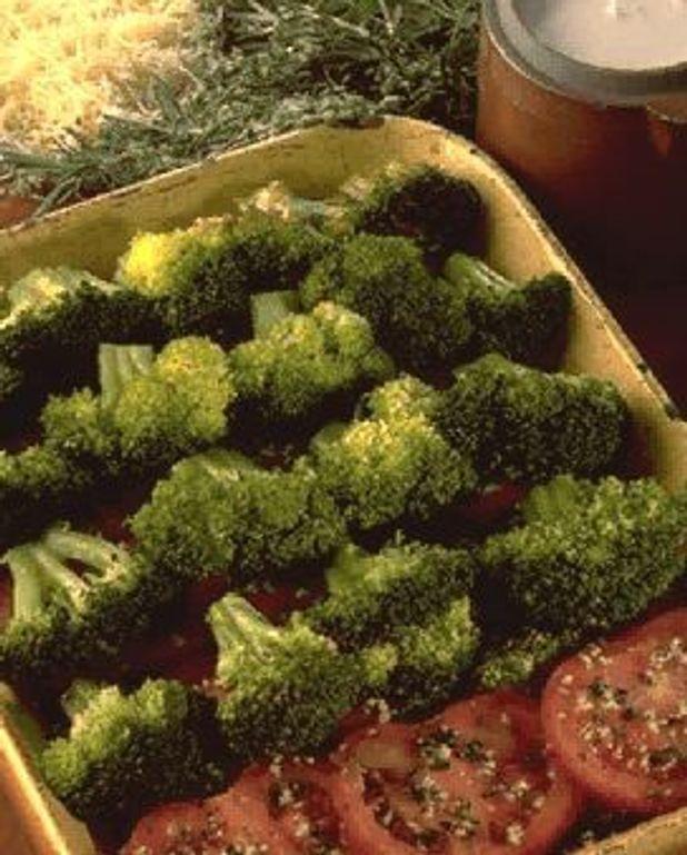 Gratin de brocolis