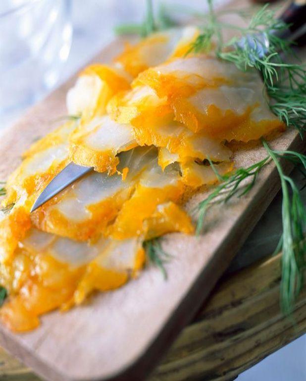 Haddock au beurre