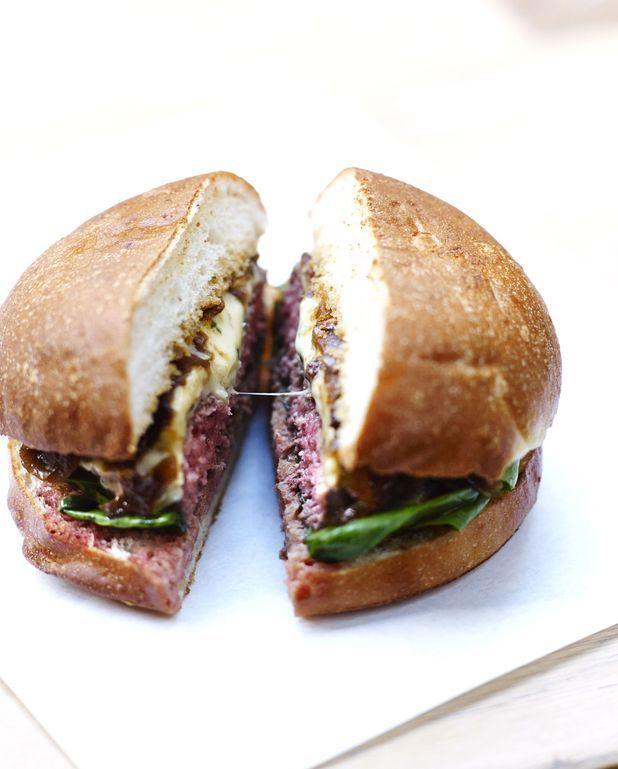 Hamburgers de chez Blend