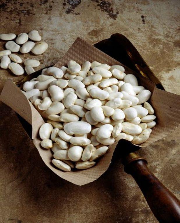 Haricots blancs à la provençale