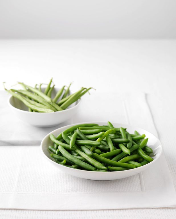 Haricots verts au Thermomix