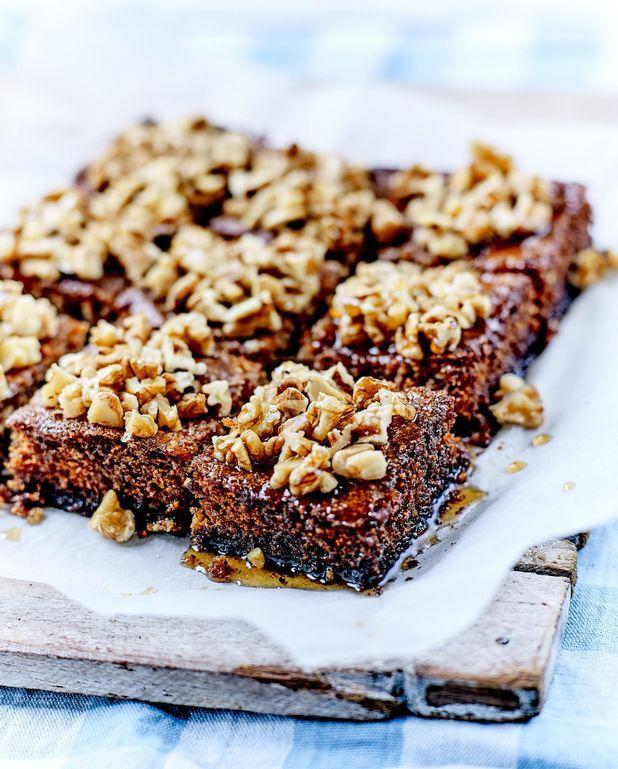 Karidopita ou gâteau aux noix crétois