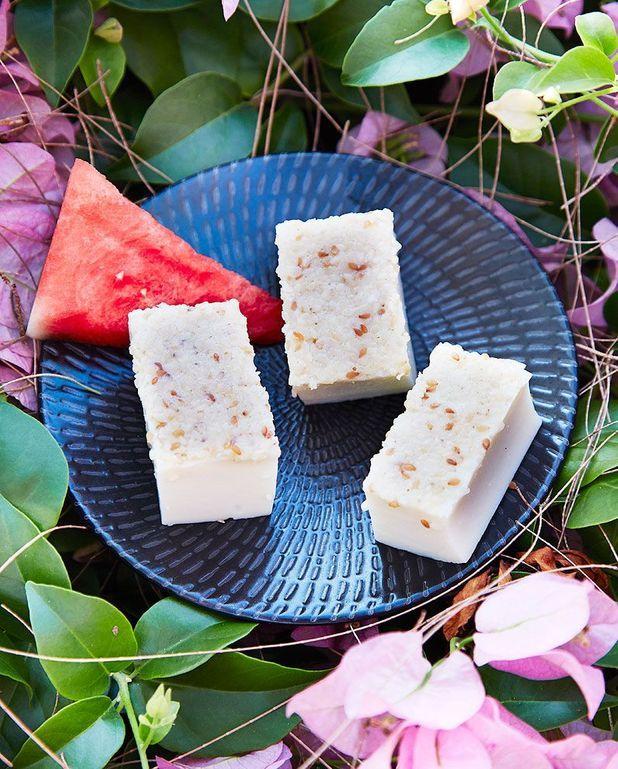 Kuih Bingka (Bouchées au lait de coco)