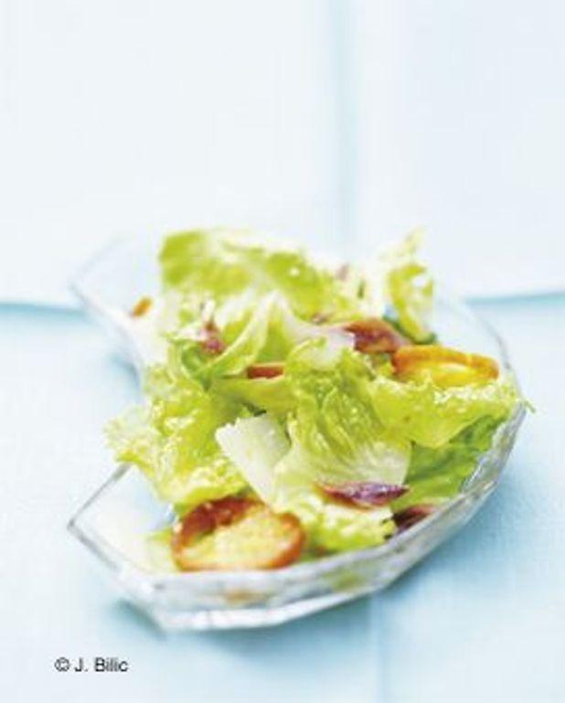 "La classique - La ""salade Caesar"""