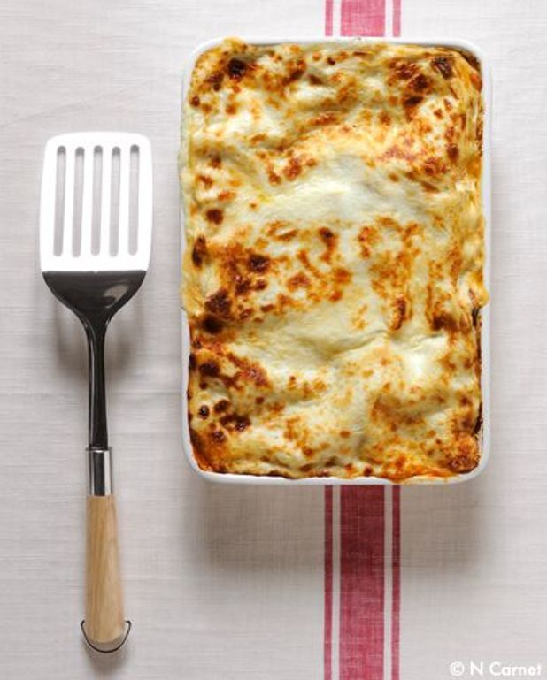 La classique : lasagnes bolognaise