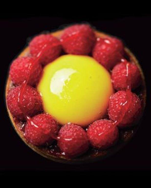 La tarte Maracudja