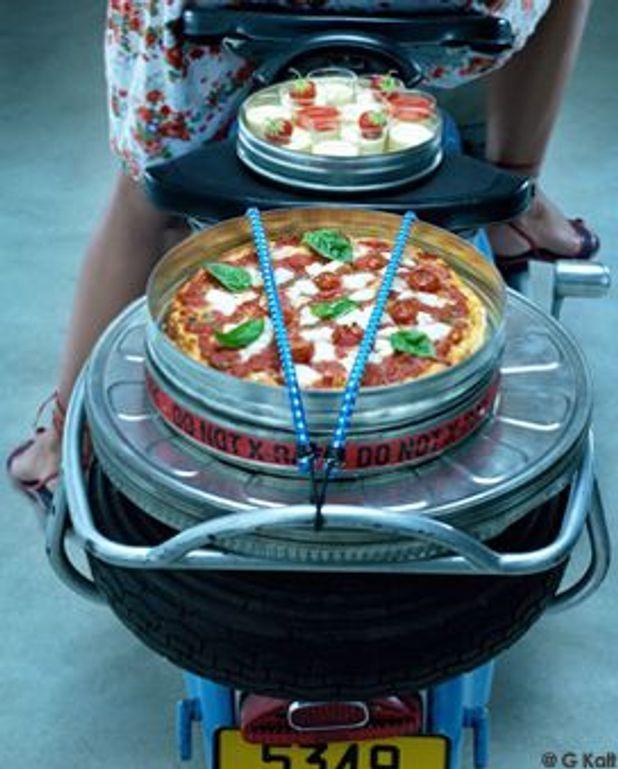 La vraie pizza
