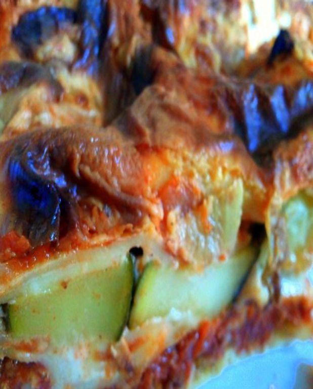 Lasagnes mixtes