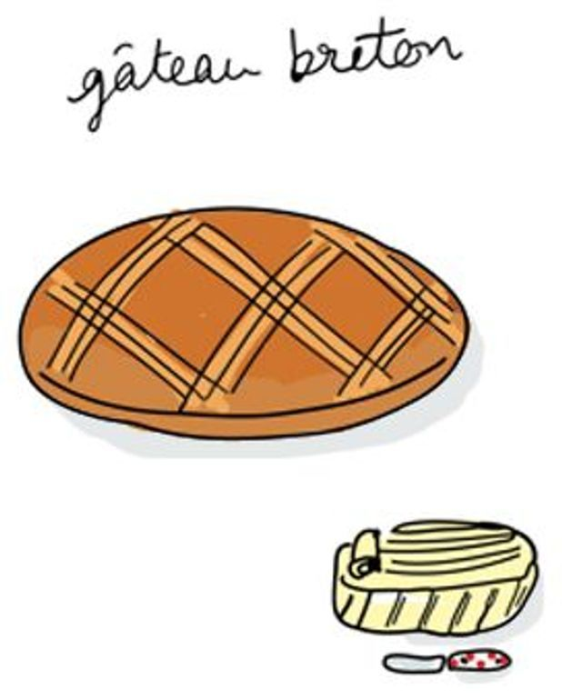 Le gâteau breton de Madame Roig