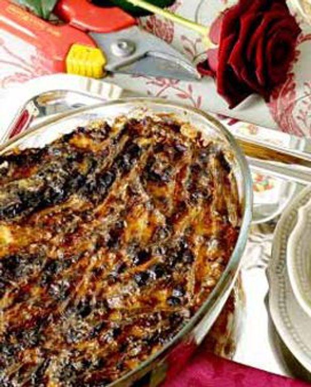 Le gratin de macaronis de Susan