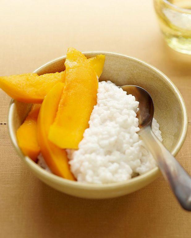 Le mango sticky rice de Patricia Loison