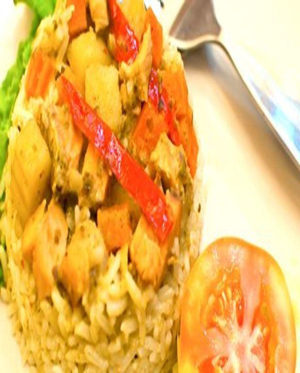 Le zembrocal (pommes de terre)