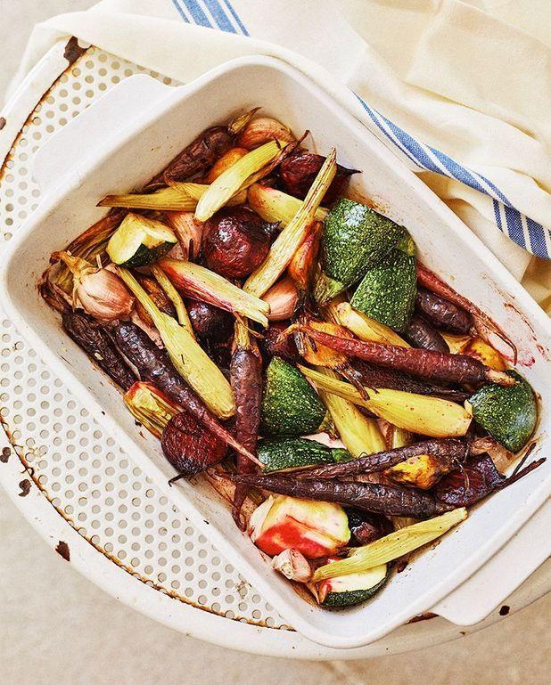 Légumes rôtis du dimanche