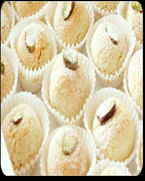 Macarons de fête
