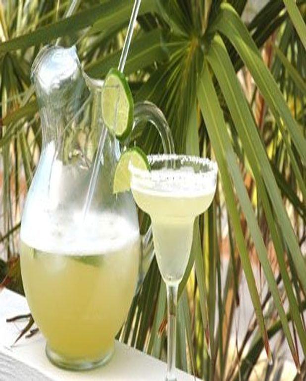 Cocktail Margarita à la tequila