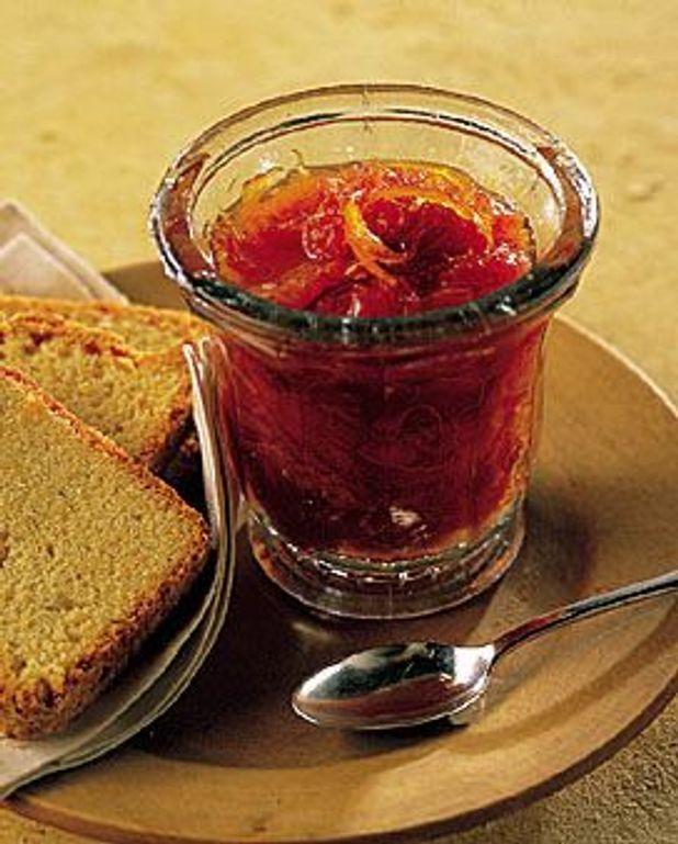 Marmelade d'agrumes aux épices