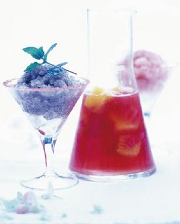 Martini Campari au jus