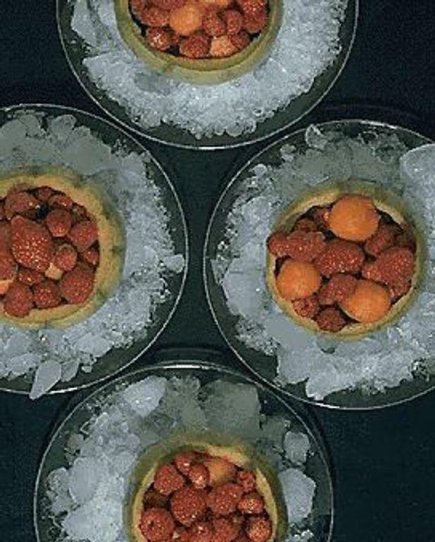 Melons fourrés